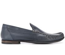Loafer mit Ziernähten
