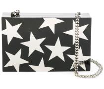 Kastige Clutch mit Sternen - women - plastic