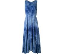 'Frida' Kleid mit Batik-Print