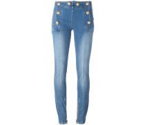 'Bottoni Oro' Jeans