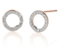 'Riva' Ohrstecker mit Diamanten