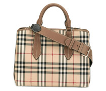 'House Check' Schultertasche - women