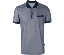 - Poloshirt mit Kontrastkragen - men - Baumwolle