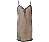 Camisole-Kleid im Lagen-Look