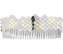 'Pinta' Haarkamm im Schuppendesign