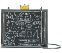 'Basquiat' Clutch