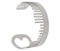 Armspange mit Kammdesign