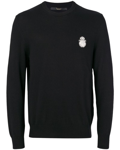 'Out' Pullover