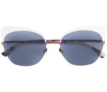 'Anneli' Sonnenbrille mit runden Gläsern