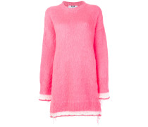 Pulloverkleid mit Streifen