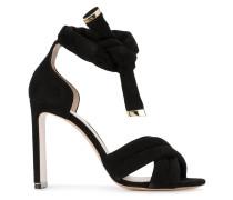 'Ziggy' Sandalen mit Knotenverschluss - women