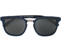 Oversized-Sonnenbrille mit Logo - men - Acetat