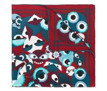 monster print foulard