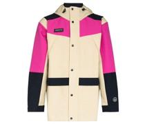 Aldrington hooded jacket