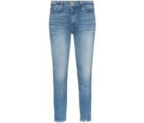 Halbhohe Skinny-Jeans