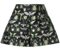 insect jacquard shorts