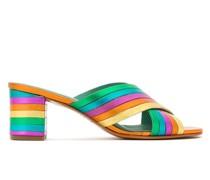 'Rainbow' Pantoletten