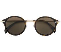round tinted sunglasses