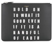 slogan clutch