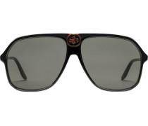 Pilotenbrille mit GG