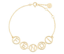 logo chain bracelet