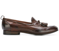 Loafer mit Quasten - men - Leder/rubber - 7.5