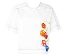 T-Shirt mit Print - women - Baumwolle - 44