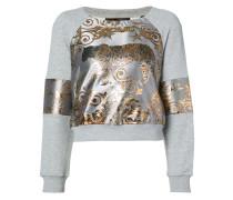 'Aconito' Jacquard-Sweatshirt - women