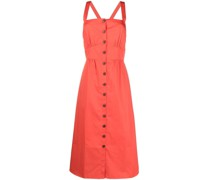 Cybelled buttoned-up dress