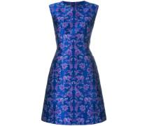 jacquard pattern dress
