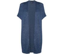short-sleeve cardigan - women - Baumwolle - 42