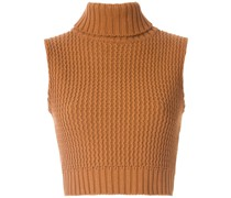 'Arabe' Cropped-Top