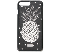 pineapple print iPhone 7 case - men