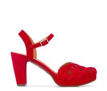 Sandalen aus Leder - women - Leder/Foam Rubber