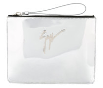 'Margery' Clutch - women - Lackleder