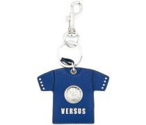 Schlüsselanhänger mit T-Shirt-Design