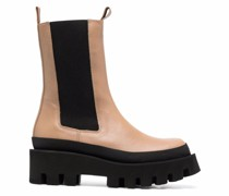 Catrine leather boots