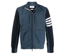 Ripstop-Jacke mit Stehkragen