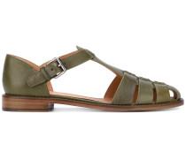 Sandalen mit seitlicher Schnalle - women