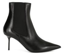 Chelsea-Boots mit Absatz