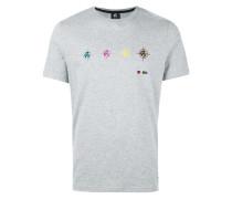 T-Shirt mit Logo-Print - men - Organische