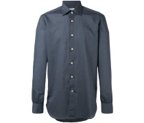 Hemd mit Knopfverschluss - men - Baumwolle - 43