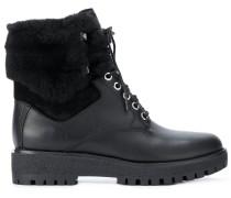 Teddy combat boots