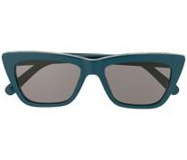 Sonnenbrille mit Zierkette