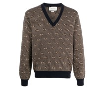 Pullover mit GG-Streifen