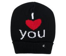 'I Heart You' Wollmütze