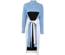 Langärmeliges Hemdkleid
