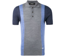 Poloshirt in ColourBlockOptik