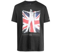 T-Shirt mit Freddy-Mercury-Print