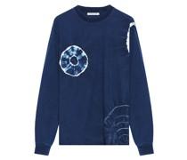 Indigo Shibori University T-Shirt